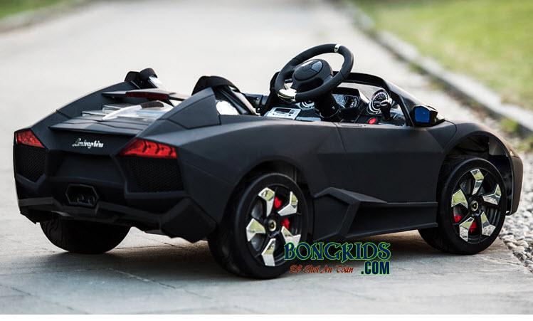 Xe ô tô điện trẻ em LS-518 màu đen