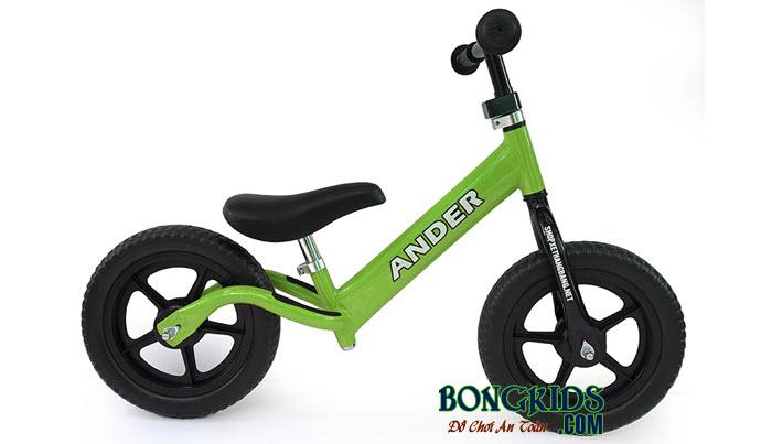 Xe thăng bằng cho bé Ander Basic màu cốm