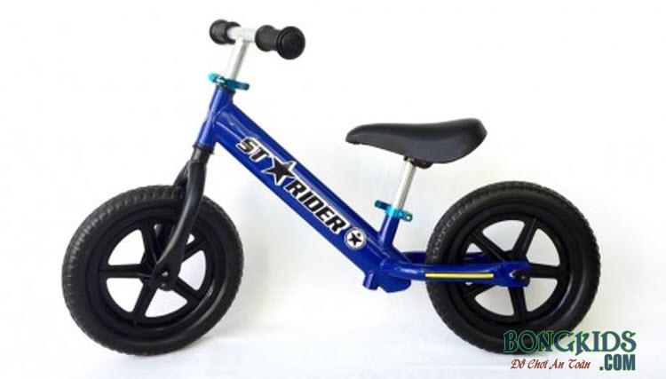 Xe thăng bằng cho bé Starider Sport màu xanh