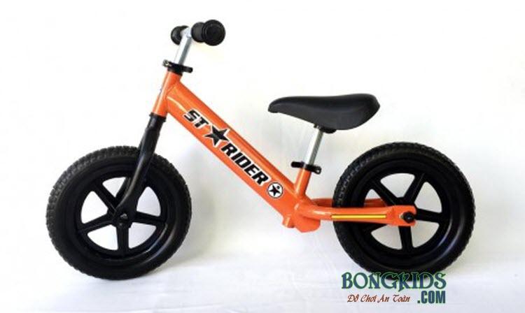 Xe thăng bằng cho bé Starider Sport màu cam