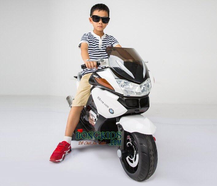 Xe mô tô điện trẻ em HZB-118