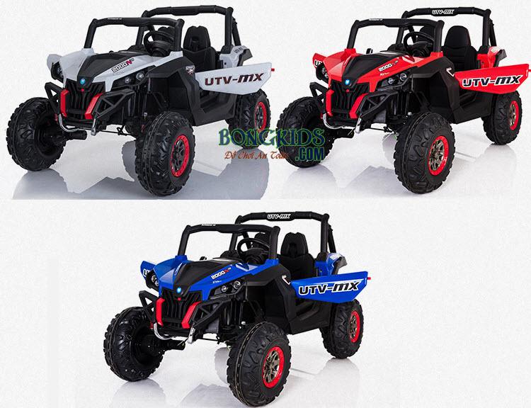 Xe ô tô điện trẻ em địa hình XMX-603 - 3 màu