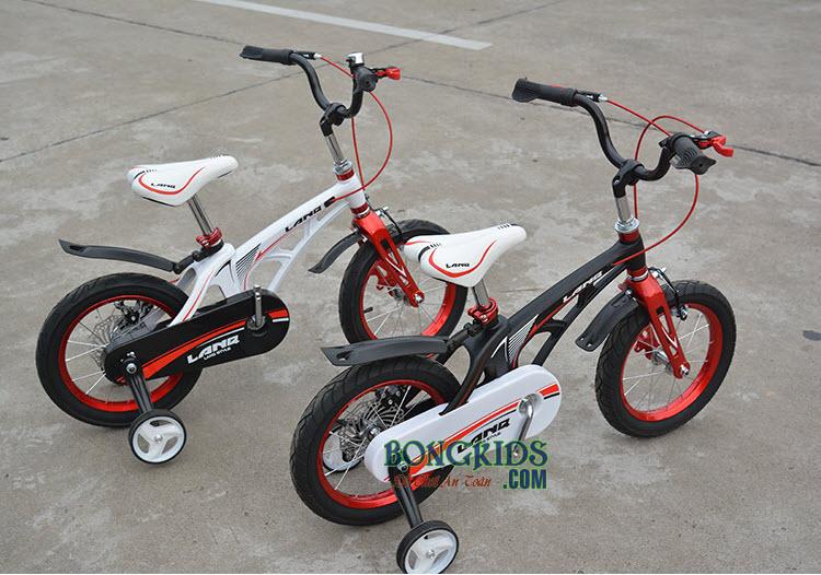 Xe đạp xích 3 bánh trẻ em LanQ-1243D