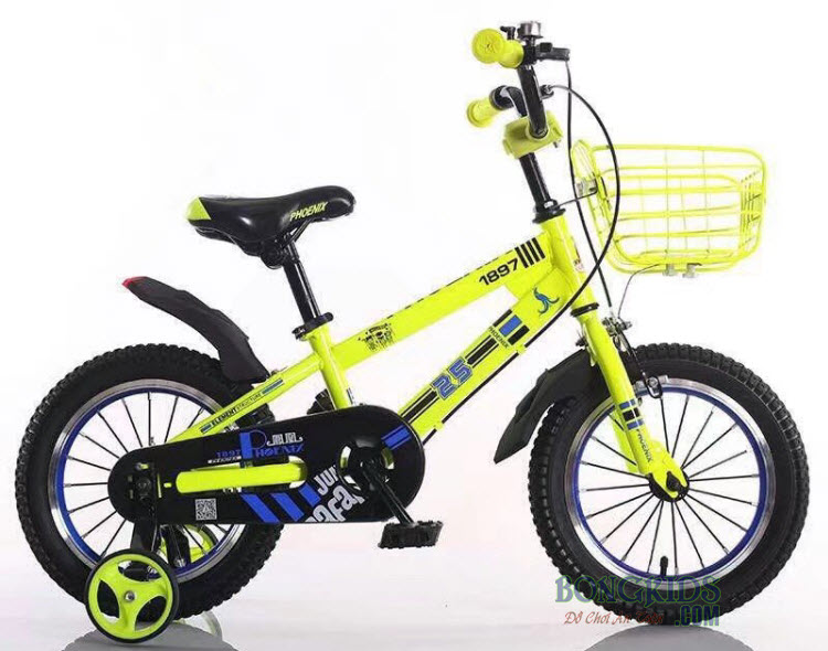 Xe đạp trẻ em cho bé trai