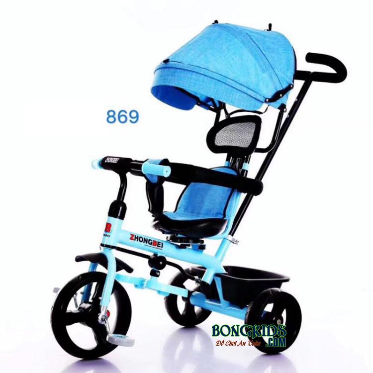 Xe đạp 3 bánh trẻ em 869