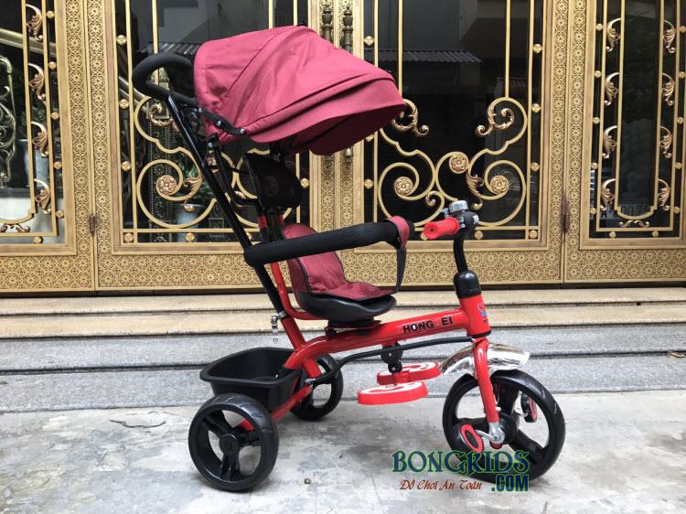 Xe đạp cho bé 869 màu đỏ
