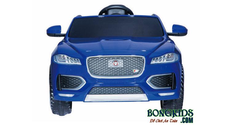 Xe ô tô điện trẻ em LS-818 màu xanh