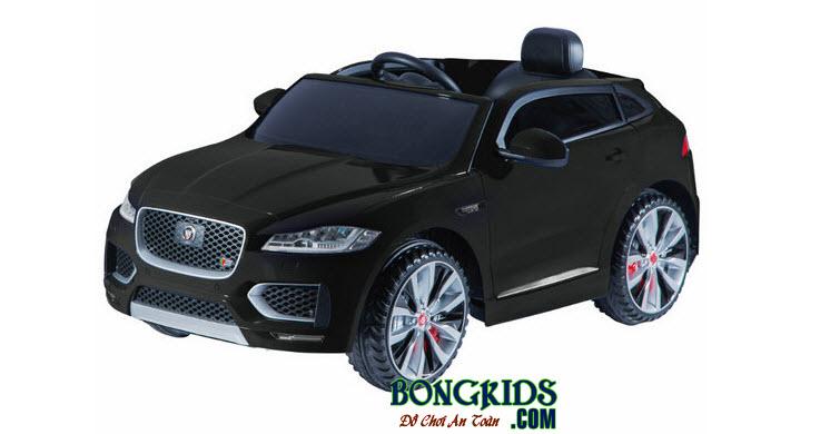 Xe ô tô điện trẻ em LS-818 màu đen