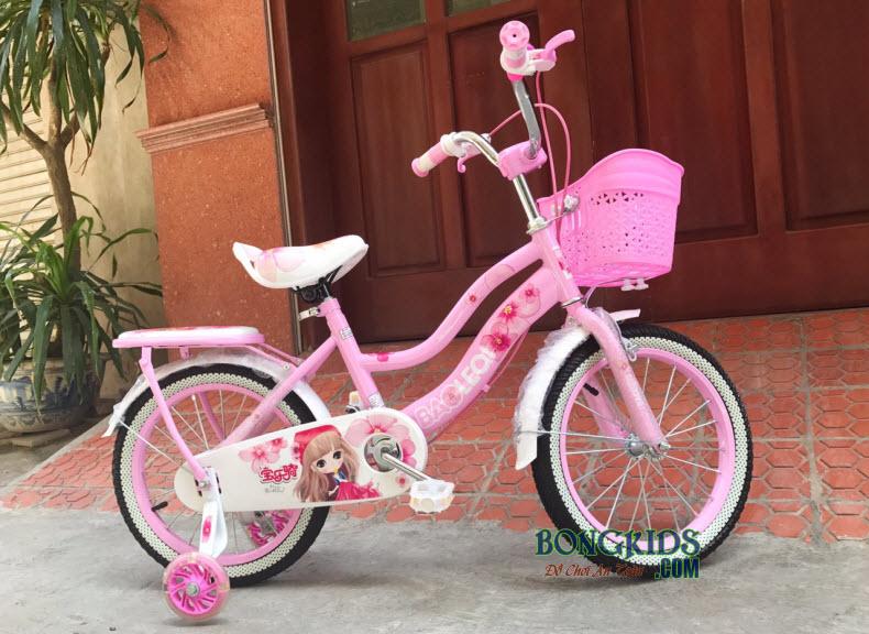 Xe đạp cho bé gái 26D