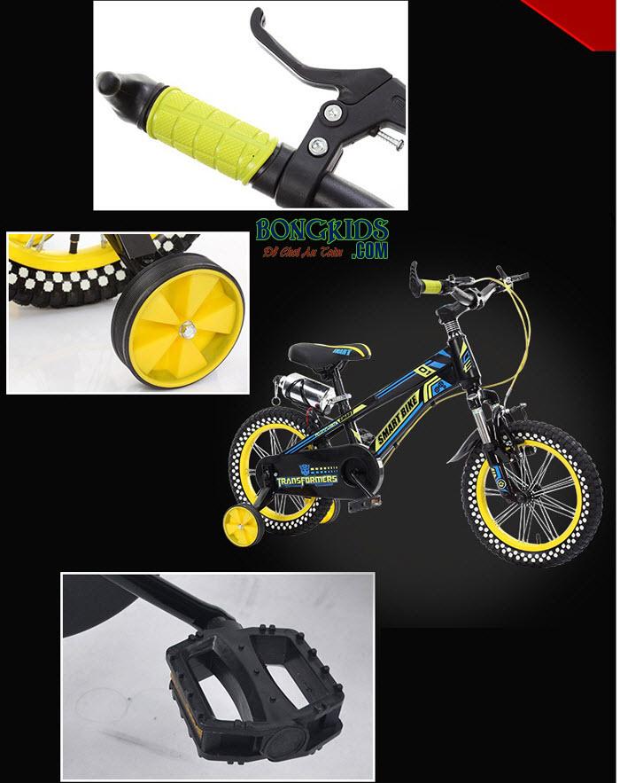 Các chi tiết xe đạp trẻ em Aier -99B