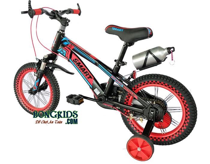 Xe đạp trẻ em Aier -99B màu đỏ