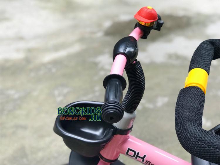 Xe đạp ba bánh trẻ em DKLS có chuông báo hiệu
