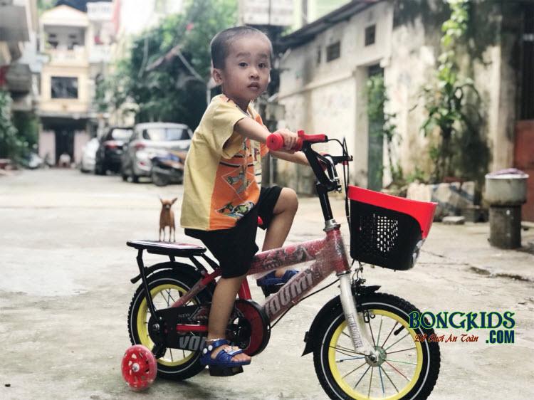Xe đạp trẻ em youme 29A là món quà tuyệt vời cho bé yêu nhà bạn
