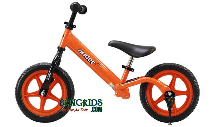 Xe thăng bằng cho bé Ander Pro màu cam