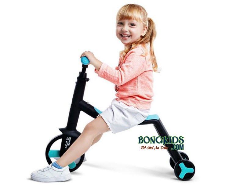 Xe trượt Scooter 3 in 1 Nadle là món quà tuyệt vời cho bé yêu