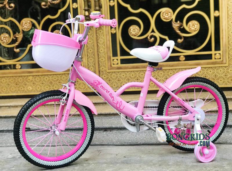 Xe đạp cho bé gái 39D