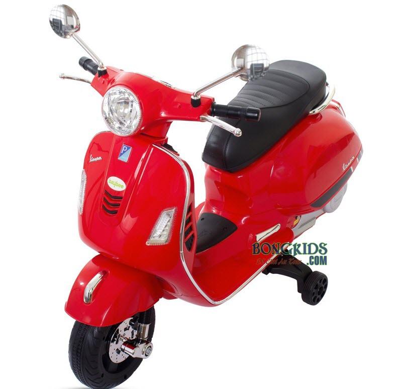 Xe máy điện trẻ em Vespa Q168