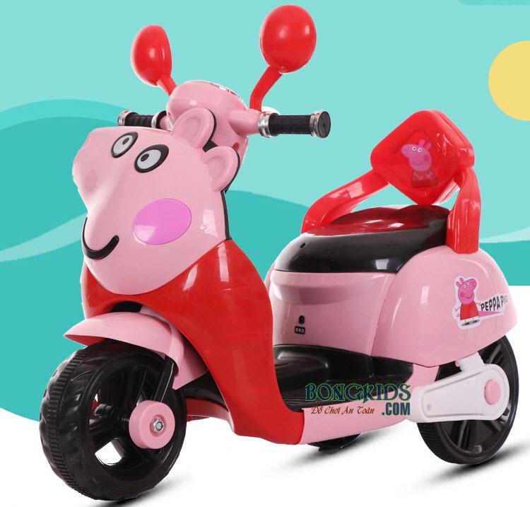 Xe máy điện trẻ em Vespa OZB9688