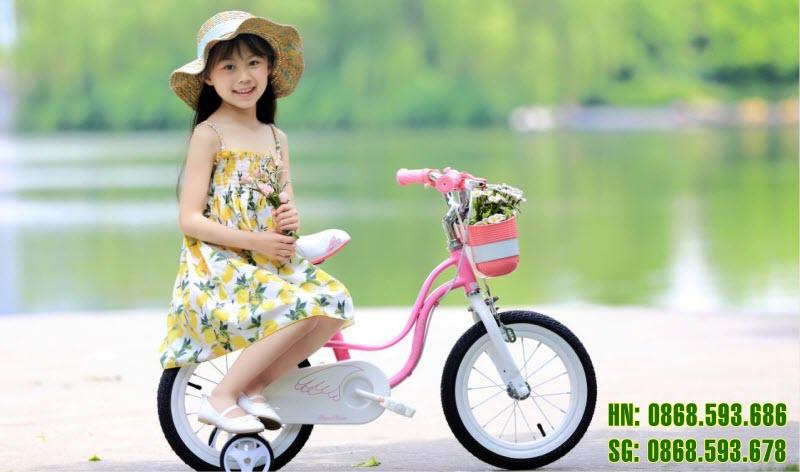 Mua xe đạp Royal Baby Little Swan cho bé gái