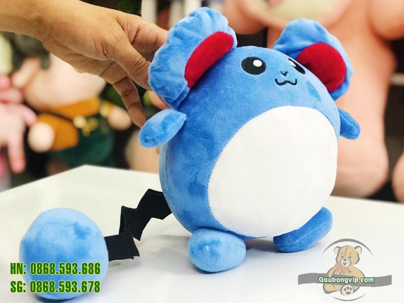 pokemon chuột xanh