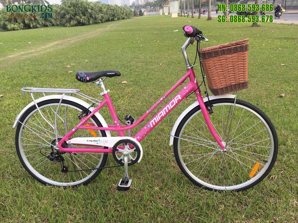 Xe đạp CITY MIAMOR 26
