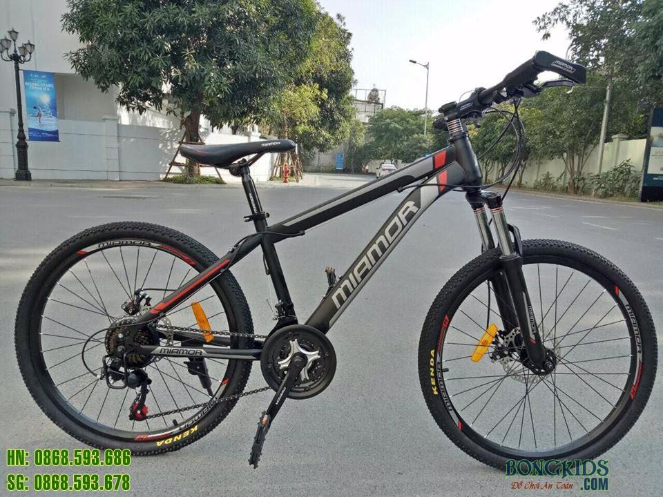 Xe đạp học sinh Miamor Mis-24MTB
