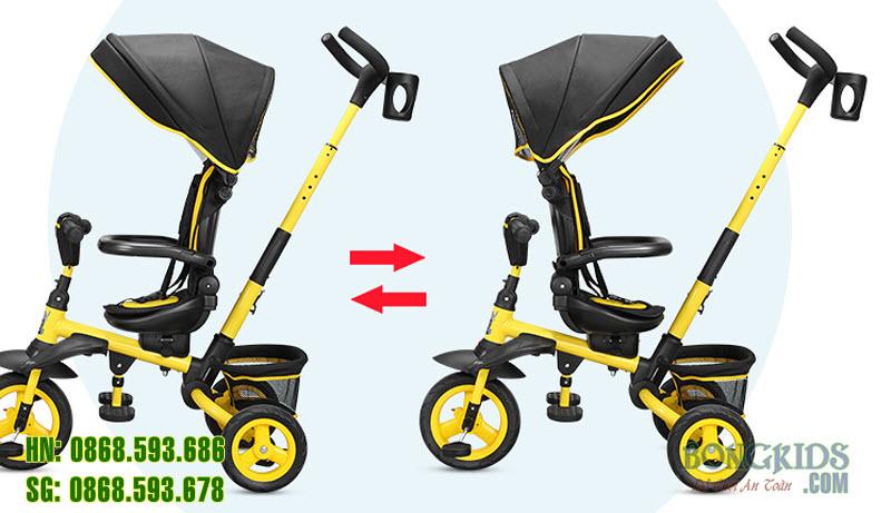 Xe 3 bánh trẻ em JY-T05-1