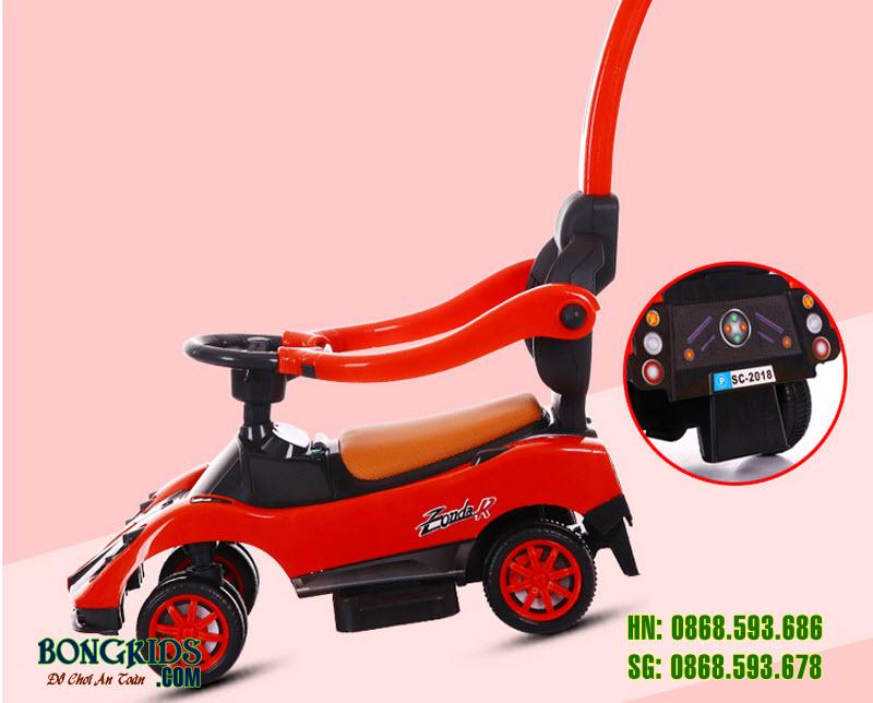 Xe chòi chân cho bé BN-602-2