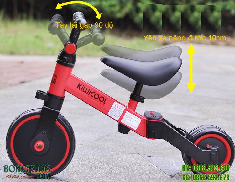Xe đạp 3 bánh trẻ em 006
