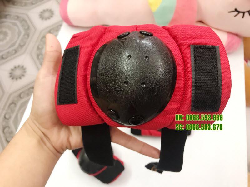 Bộ bảo vệ tay chân cao cấp cho bé