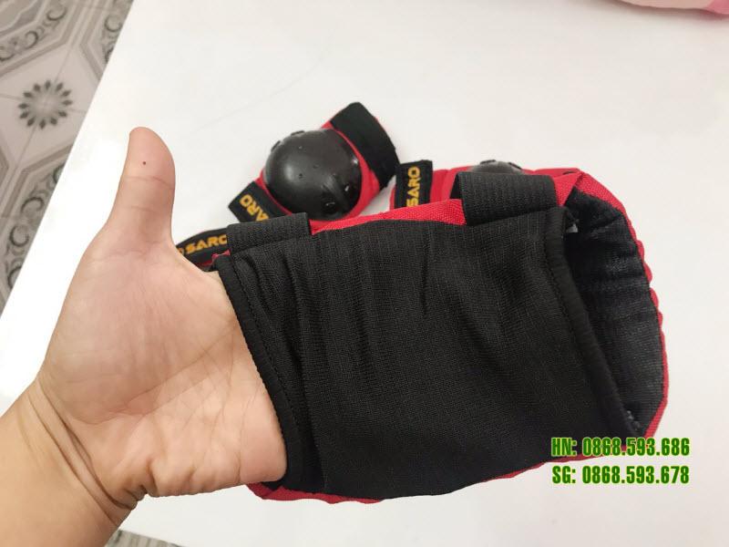 Bộ bảo vệ tay chân cao cấp