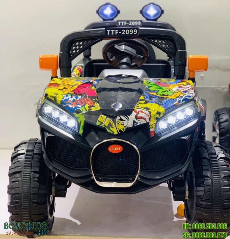 Xe ô tô điện trẻ em 2099