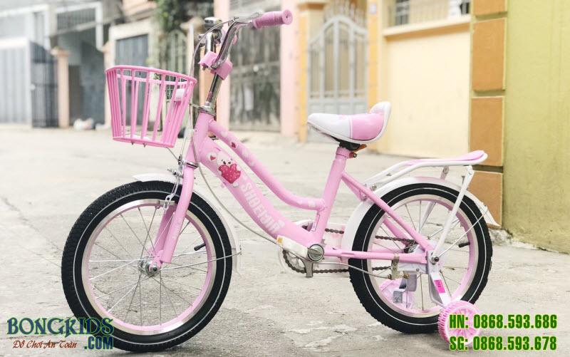 Xe đạp cho bé gái 135