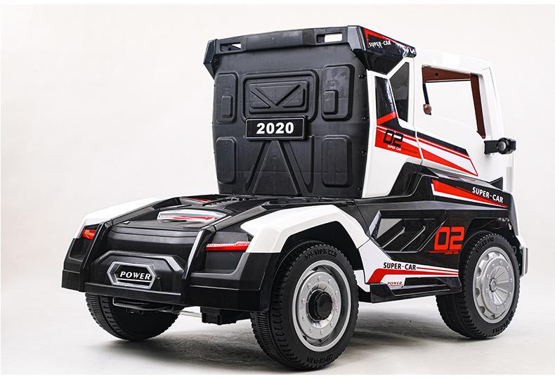 Xe tải điện trẻ em BDQ-2020