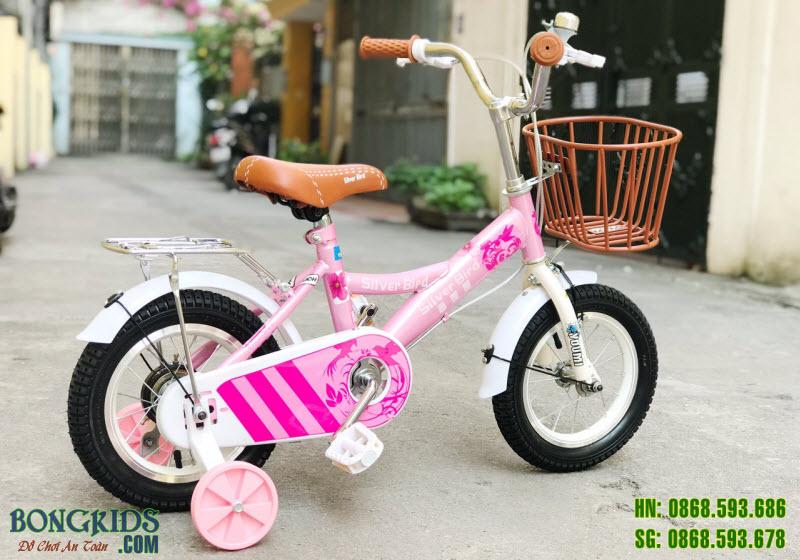 Xe đạp cho bé gái 3239