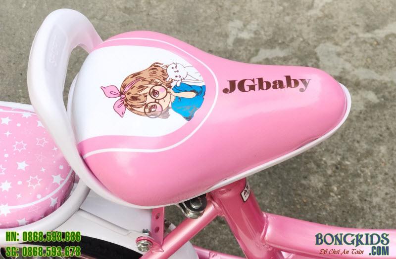 Yên xe đạp cho bé gái