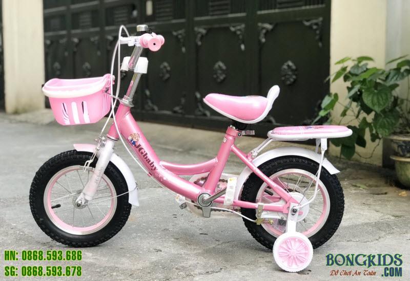 Xe đạp cho bé gái
