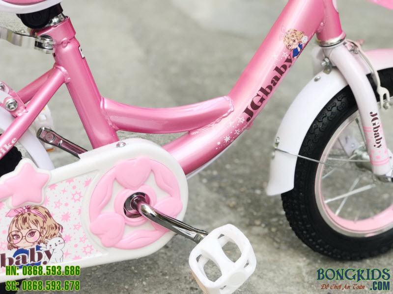Khung xe đạp cho bé 065