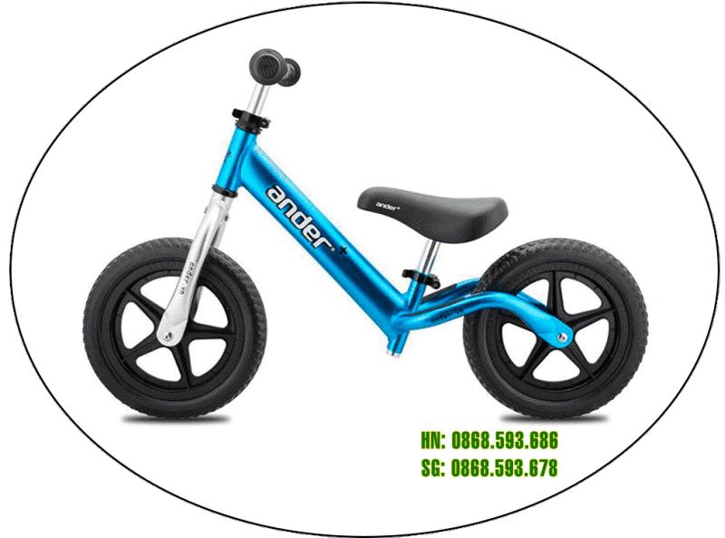 Xe thăng bằng Ander Plus màu xanh