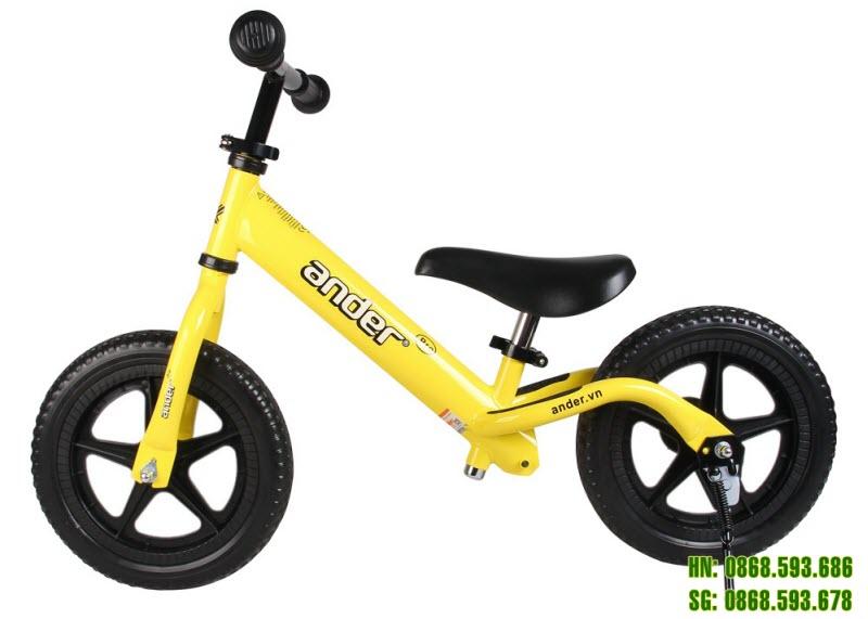 Xe thăng bằng cho bé Ander Pro vàng