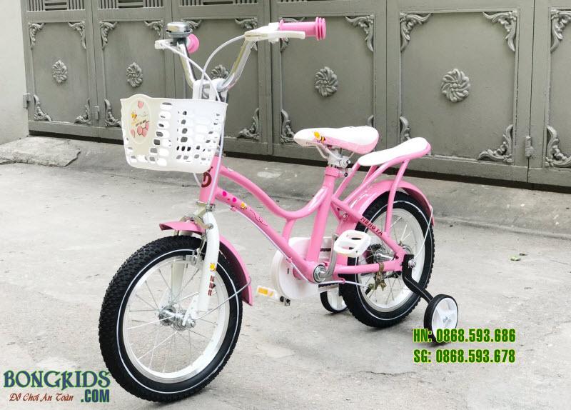 Xe đạp trẻ em cho bé gái đẹp