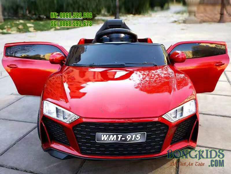 Xe ô tô điện cho bé Audi WMT-915