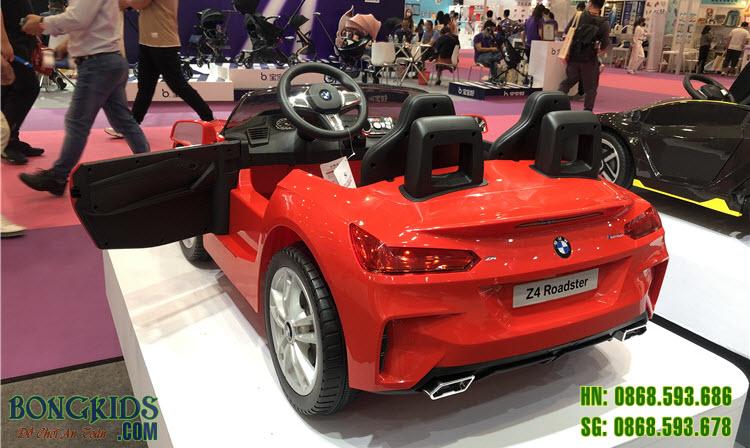 Xe ô tô điện trẻ em bmw 2 chỗ ngồi