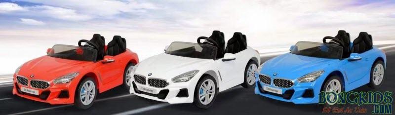 Xe ô tô điện trẻ em Z4 nhiều màu