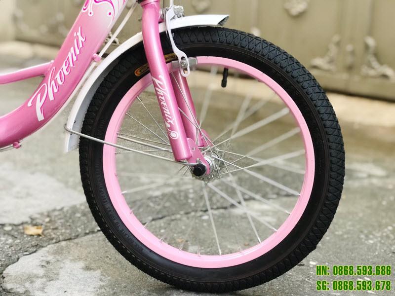 Xe đạp điệu đà cho bé gái 170 1