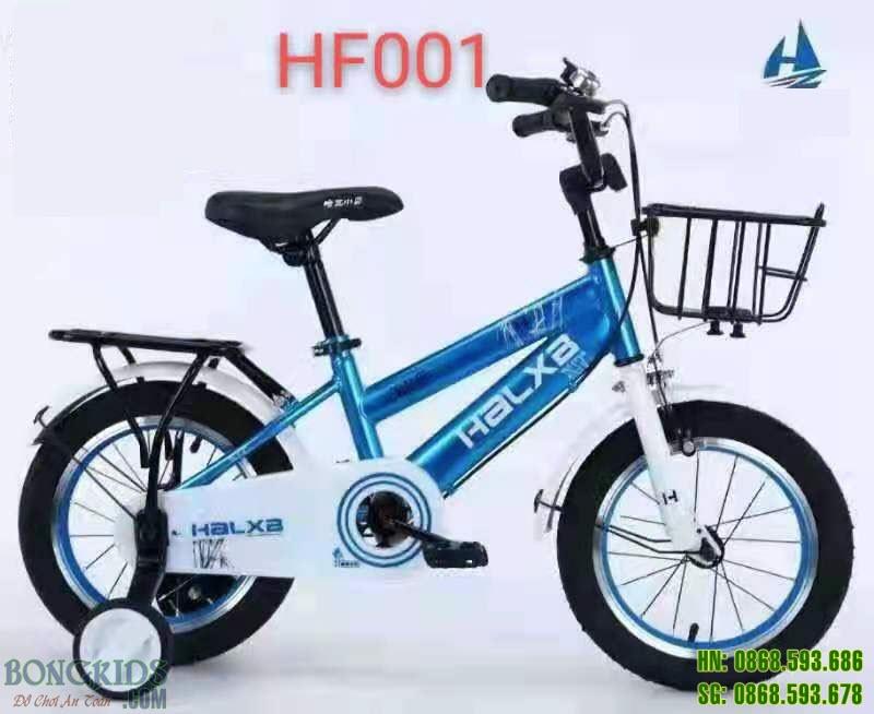 Xe đạp trẻ em HF001 đủ size 12-18 inch 1