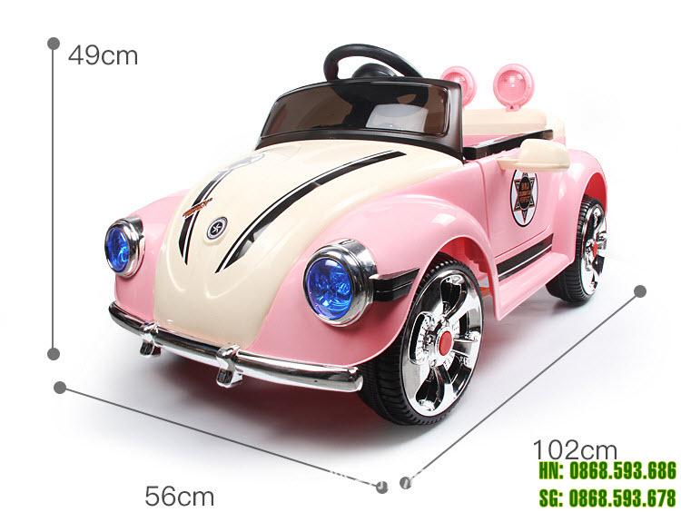 Xe ô tô điện trẻ em BRJ-5169 1