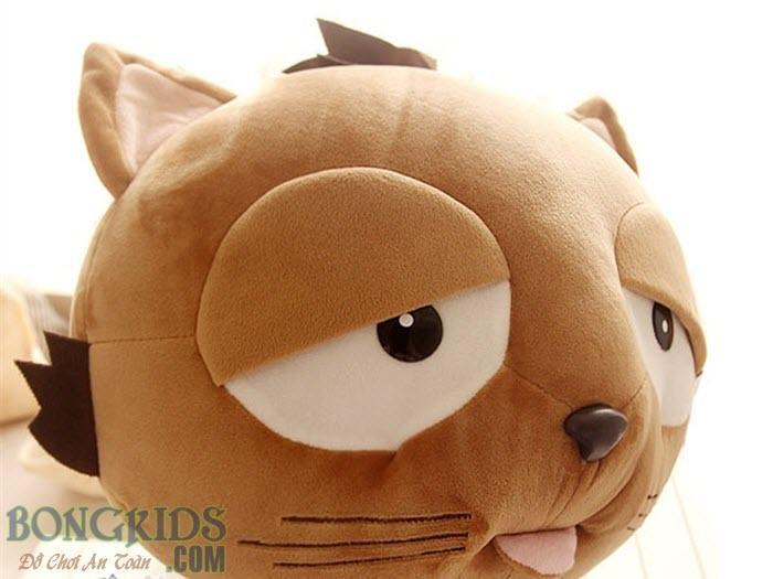 Mèo Lười Dinga Bông