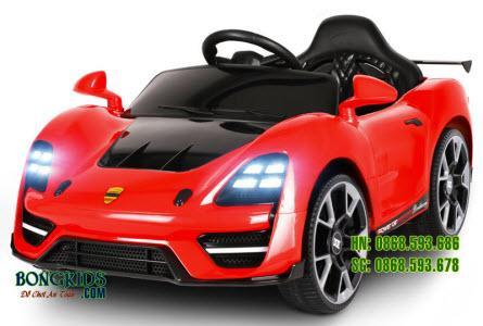 Xe ô tô điện trẻ em BDQ 5188 màu đỏ