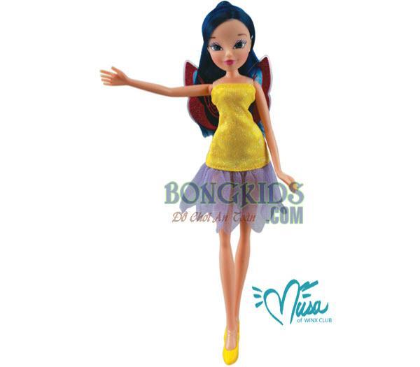 Búp bê nàng tiên thời trang Fashion Fairy Musa